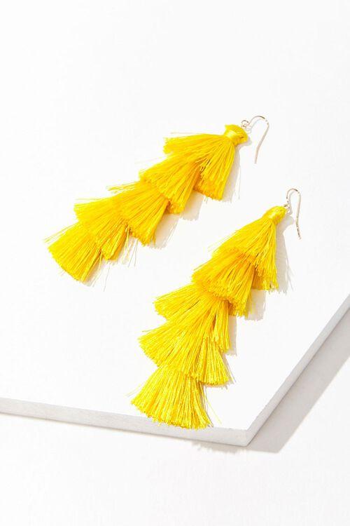 Tassel Drop Earrings, image 2