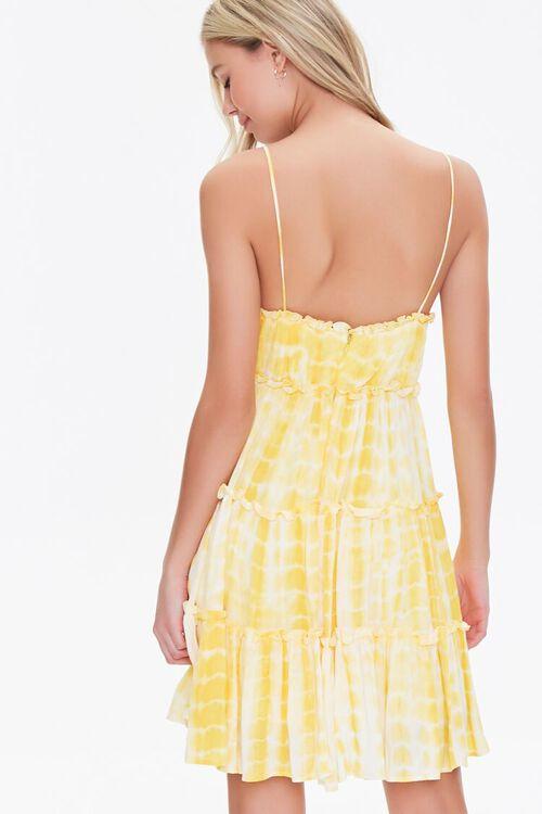 Tie-Dye Fit & Flare Dress, image 3
