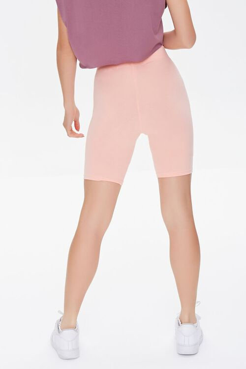 APRICOT Organically Grown Cotton Basic Biker Shorts, image 4