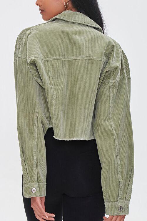 Corduroy Flap-Pocket Jacket, image 3