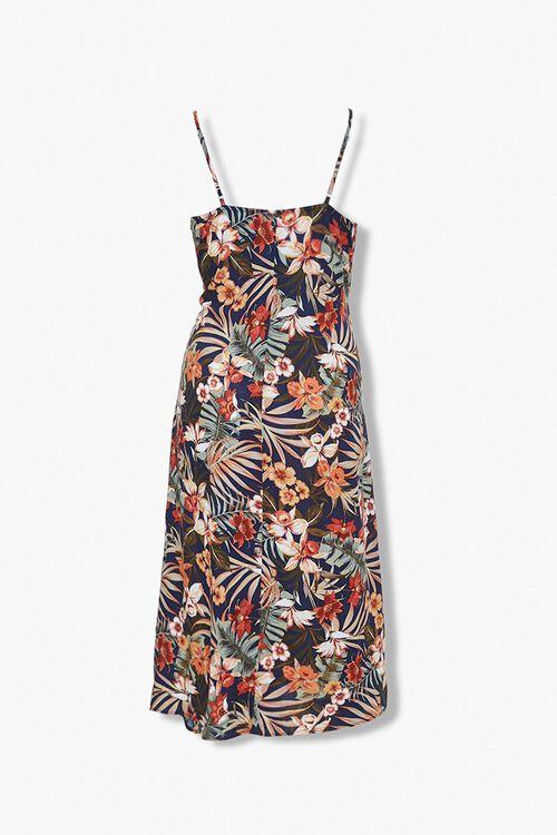 Plus Size Tropical Print Dress, image 3
