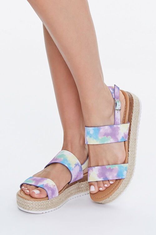Cloud Wash Espadrille Sandals, image 1