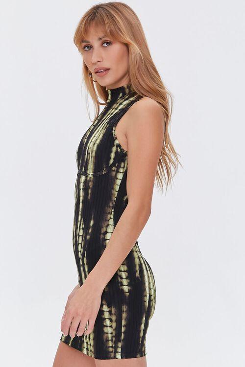 Bleached Bodycon Mini Dress, image 3