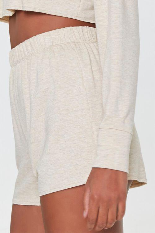Raw-Cut Lounge Shorts, image 3