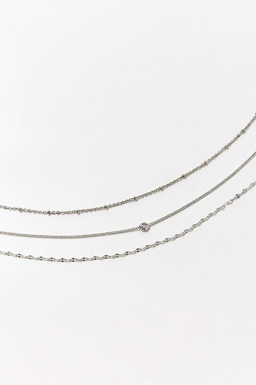 Assorted Chain Anklet Set, image 1