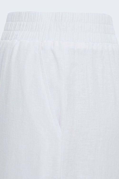 Linen-Blend Wide-Leg Pants, image 3