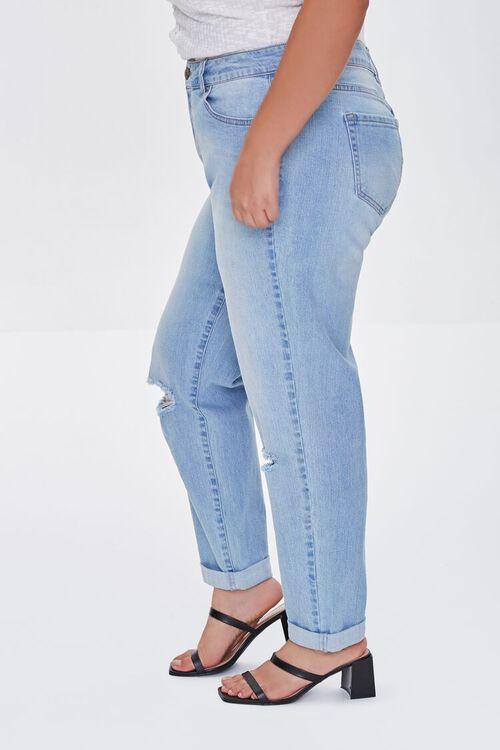 Plus Size Premium Boyfriend Jeans, image 3