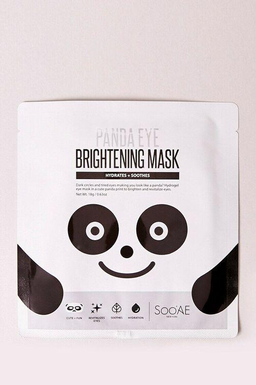 WHITE Panda Eye Brightening Mask, image 1