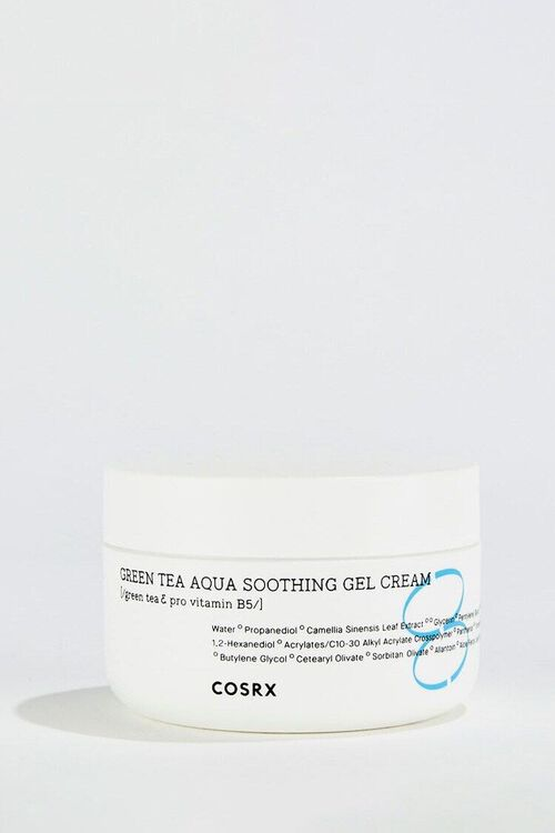 WHITE Green Tea Aqua Soothing Gel Cream, image 1