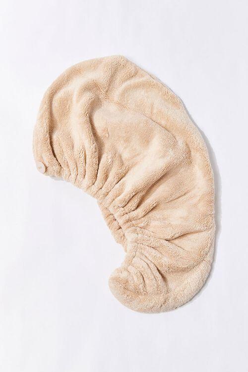 Plush Hair Towel, image 2