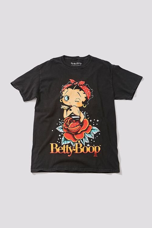 Betty Boop Graphic Tee, image 1