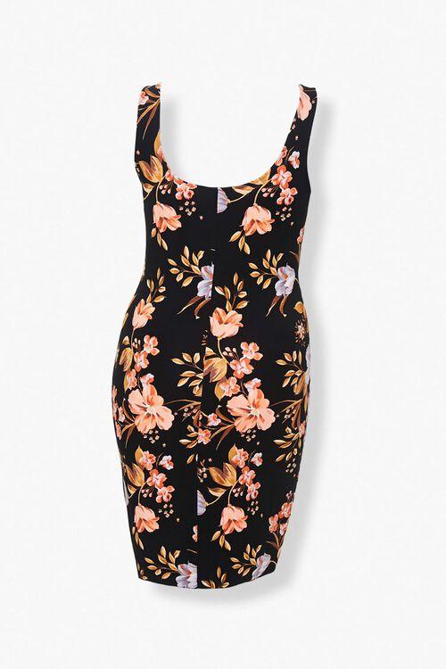 Plus Size Floral Tank Dress, image 3