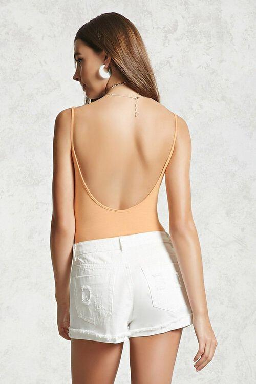 Stretch Knit Bodysuit, image 3
