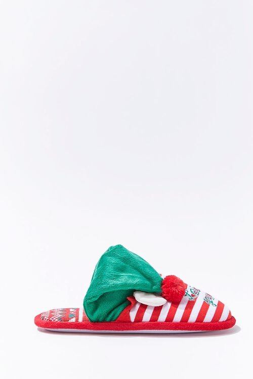 Lets Get Elfed Up Indoor Slippers, image 2