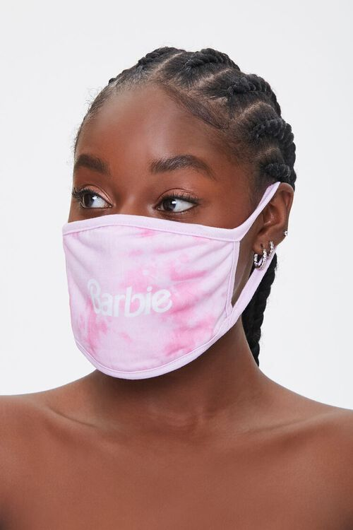 Tie-Dye Barbie™ Face Mask, image 1