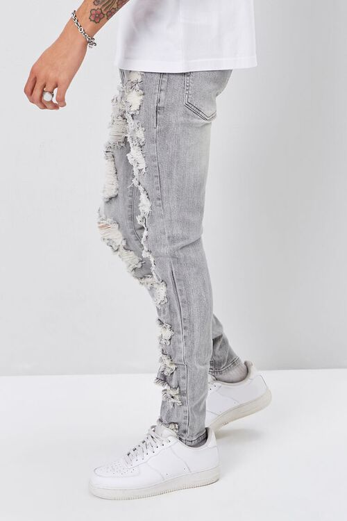 Distressed Skinny Jeans, image 3