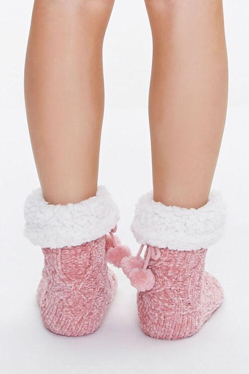 Pom Pom Indoor Slippers, image 3