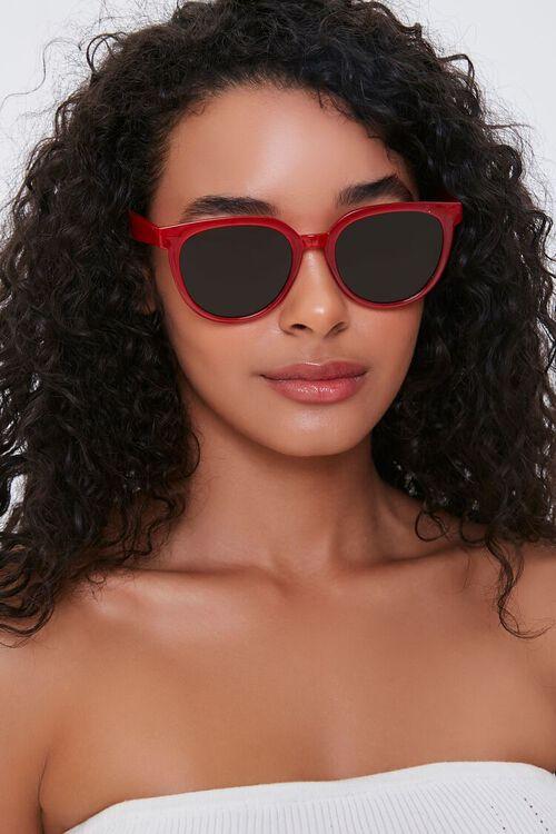 Round Frame Sunglasses, image 2