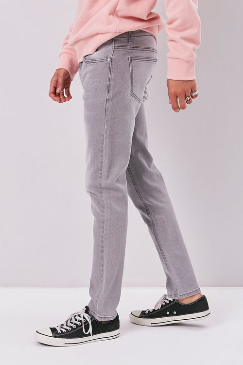 Basic Slim-Fit Jeans, image 3