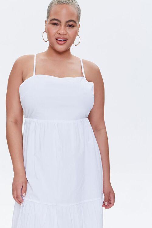 Plus Size Knotted Cutout Dress, image 4
