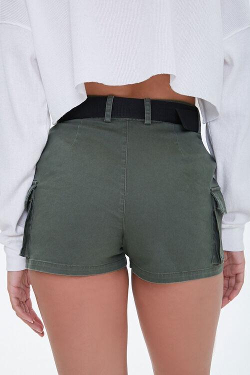 Twill Cargo Shorts, image 3