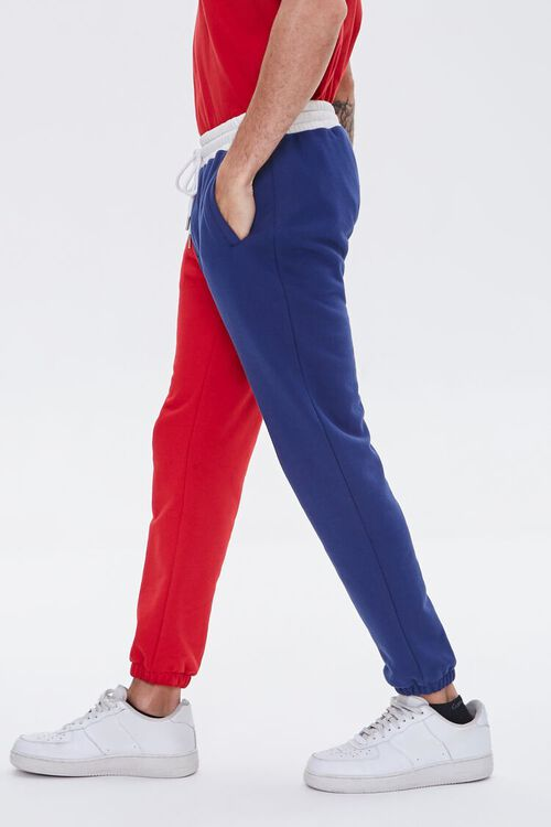Colorblock French Terry Joggers, image 3