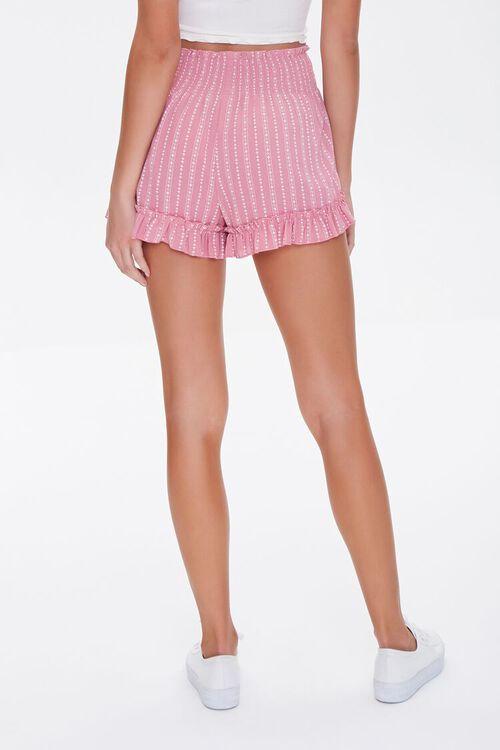 Ornate Ruffle-Trim Shorts, image 4