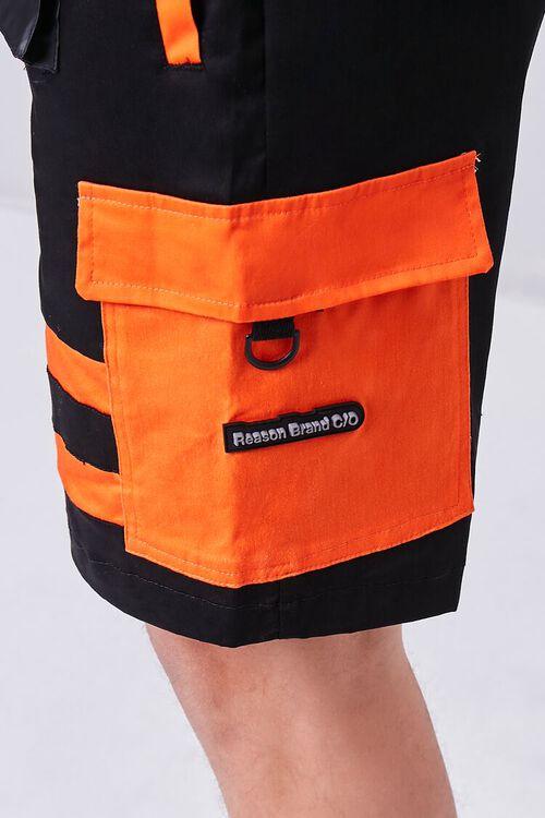 Reason Colorblock Cargo Shorts, image 7