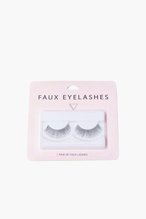 Curved Faux Eyelashes, image 1