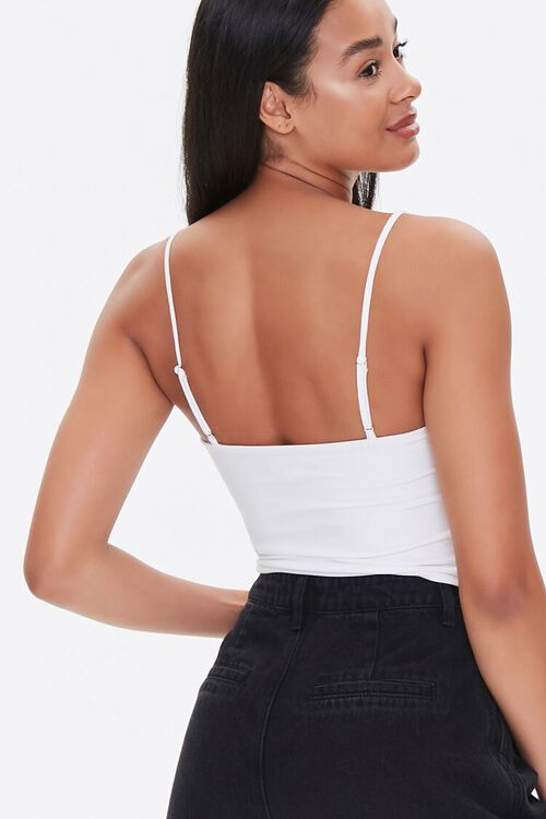 Ruched Cropped Cami, image 3