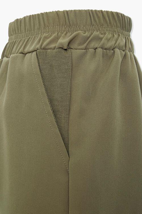 Drawstring Hoodie & Shorts Set, image 5