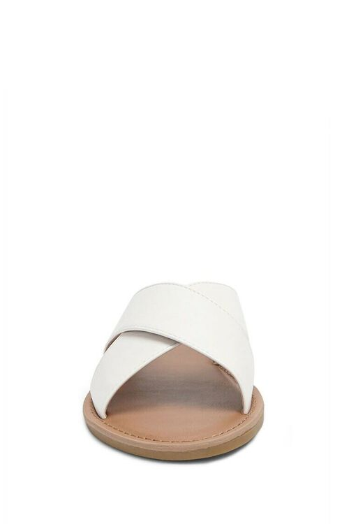 Faux Leather Sandals, image 3