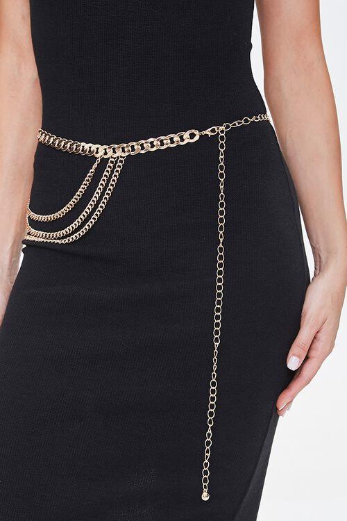 Layered Chain Waist Belt, image 1