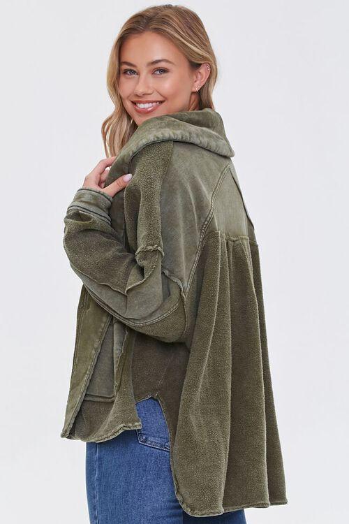 High-Low Patch-Pocket Jacket, image 2