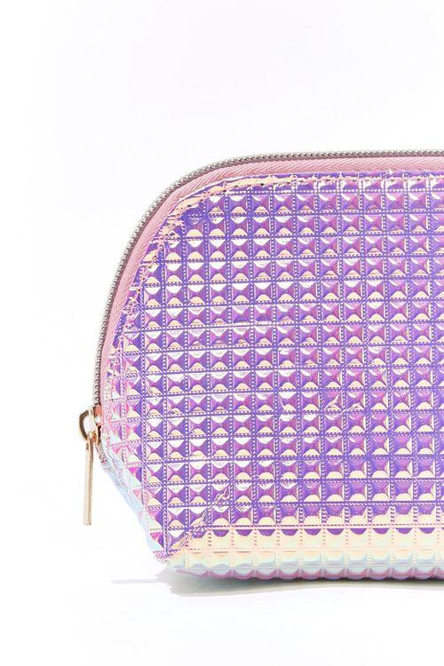 Iridescent Makeup Bag, image 5