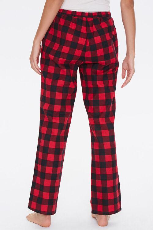Plaid Pajama Pants, image 4