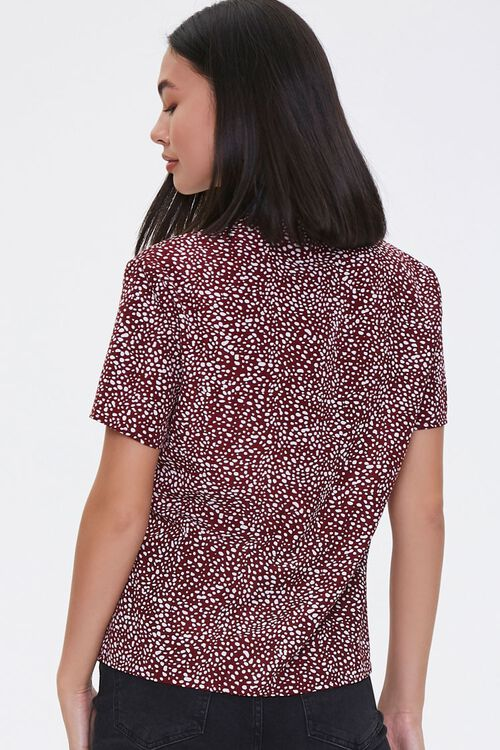 Cheetah Print Shirt, image 3