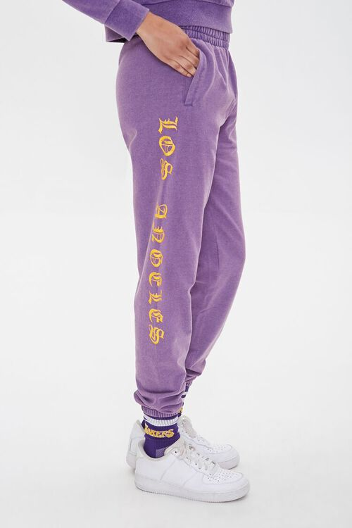 Los Angeles Lakers Joggers, image 2