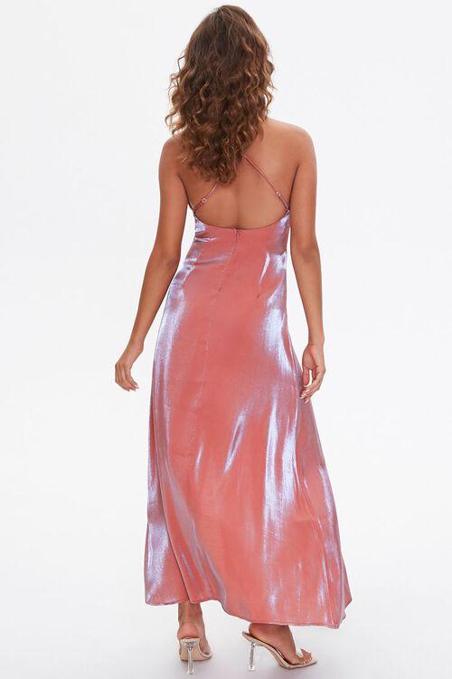 Satin Maxi Slip Dress, image 3