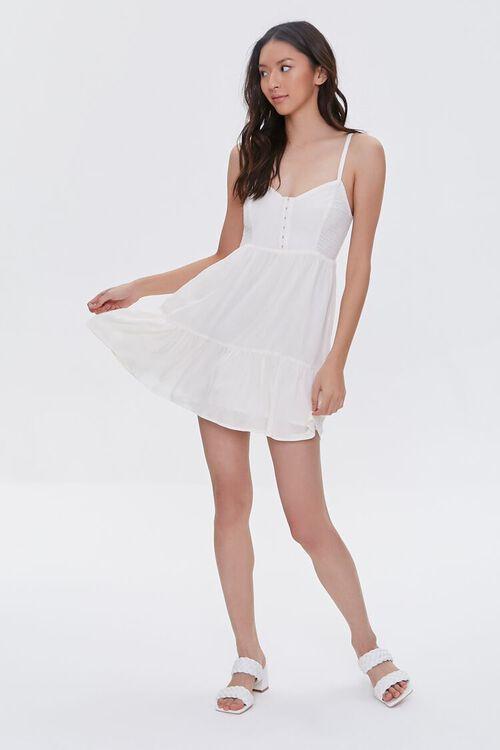 Hook & Eye Mini Cami Dress, image 5