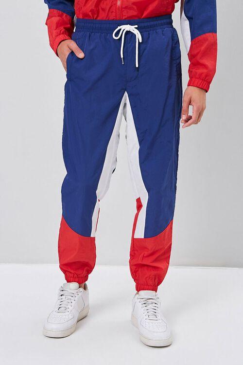 Colorblock Windbreaker Pants, image 2