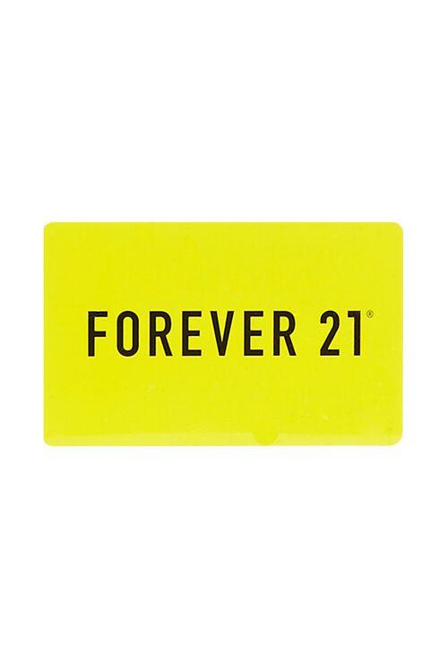 Forever 21 Gift Card, image 1