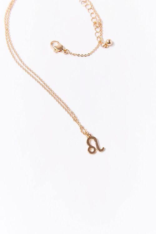 Leo Charm Necklace, image 1