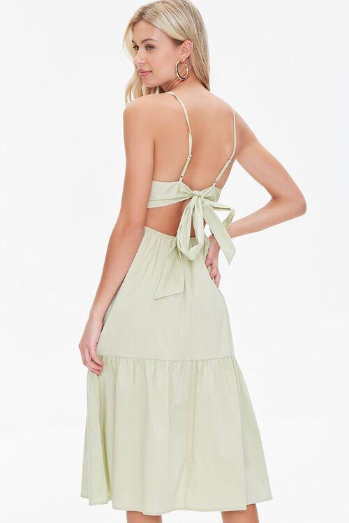 Tie-Back Cami Dress, image 3
