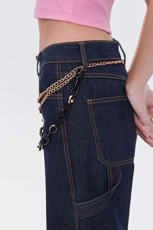 Layered Chain Hip Belt, image 2