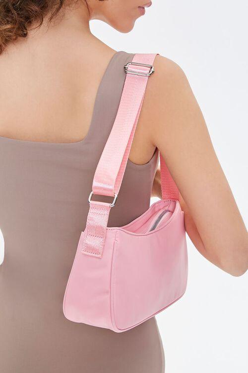 PINK Nylon Shoulder Bag, image 2