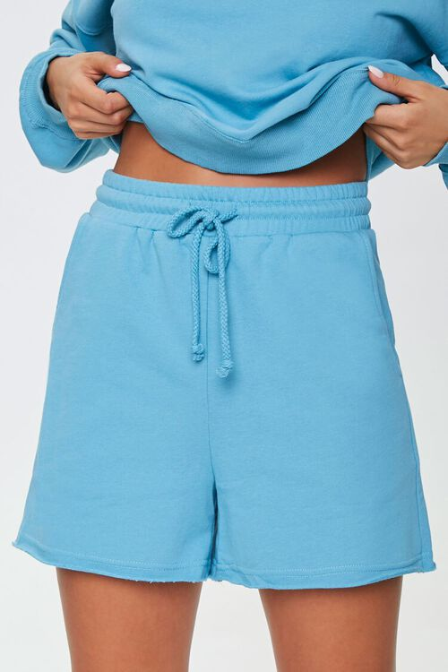 TEAL Crew Pullover & Shorts Set, image 6