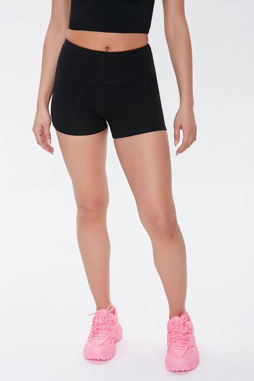 Active High-Rise Shorts, image 2