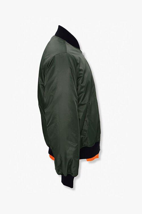 Dual-Zippered Bomber Jacket, image 2