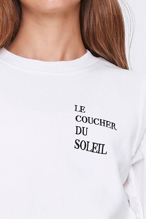 Le Coucher Du Soleil Sweatshirt, image 5
